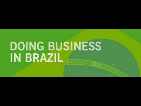 What you think of Brazil, is not what Think as far as Business