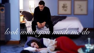 Asli & Ferhat II what You made Me do (siyah beyaz aşk)