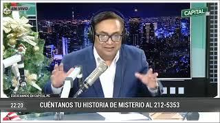 """Viaje a otra Dimensión 11-12-19 """"Ovnis y tesoros escondidos: Los misterios del cerro San Cristóbal"""""""