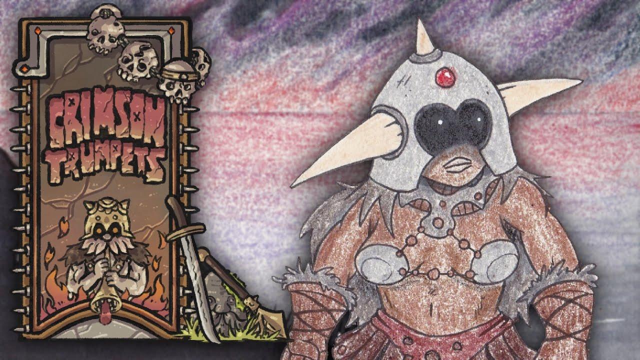 Dwarves of Strength: Crimsontrumpets