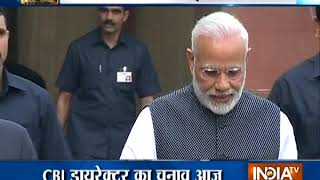 PM Modi led committee to meet today for selecting new CBI chief