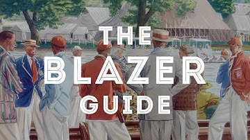 Blazer Guide For Men - How To Wear Navy Blazers, How They Should Fit & Buying Tips