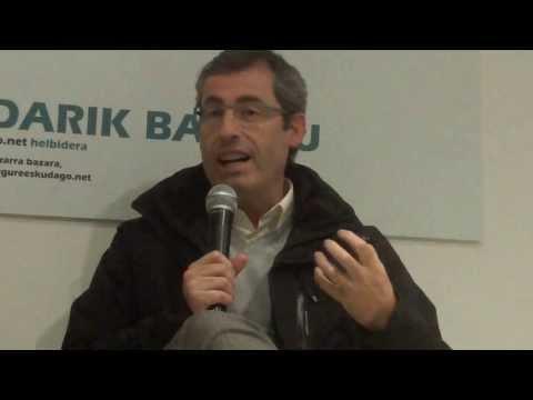 Gure esku dago Markel Olano EAJ Donostia 2014-3-18