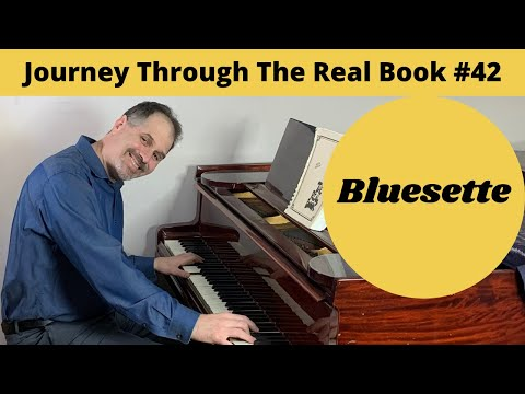 Bluesette: Journey Through The Real Book #42