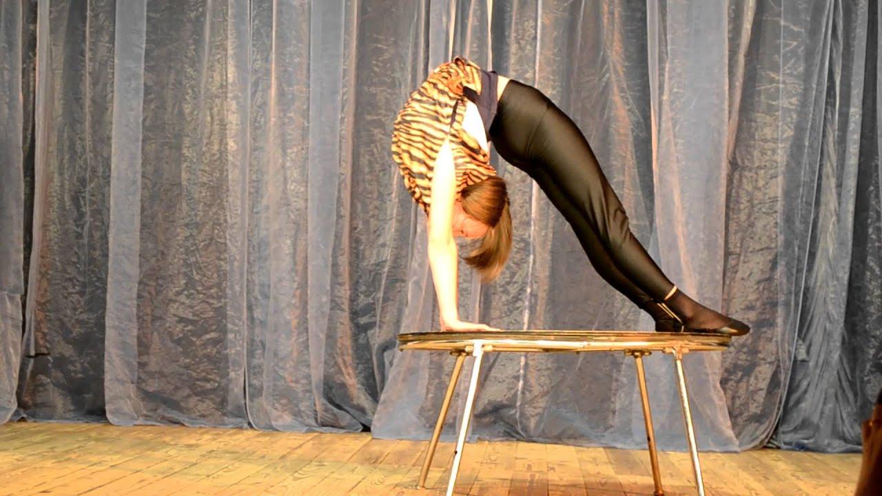 Акробатика пластика каучук секси — photo 13