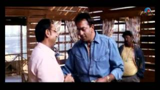 Sanjay Dutt Cracks a Deal with Gulshan Grover to kill Minister (Hathyar)