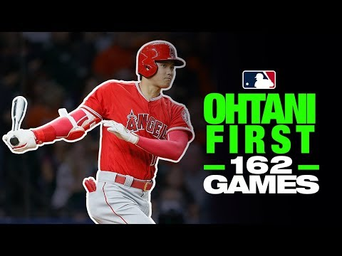 shohei-ohtani---first-162-games-as-a-hitter!