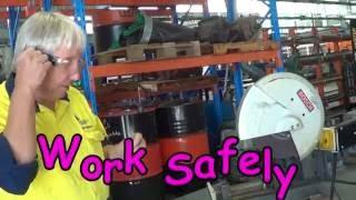 Steel Saws, Industrial Cut-off Saws