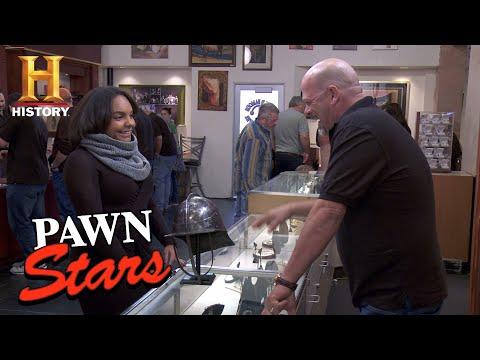 Pawn Stars: 1640s Cromwellian Lobster Tail Helmet | History