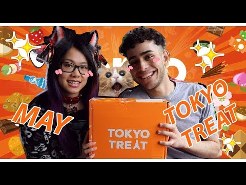 Andie and Babe Unbox: May Tokyo Treat