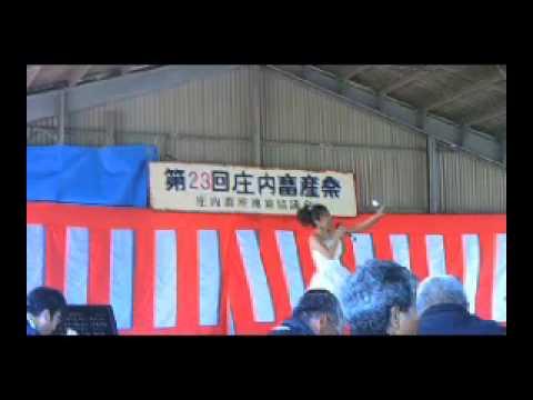 北田恵美@畜産祭 ヤンザラエ