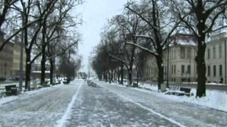 Szczecin dawniej i dziś - Śródmieście