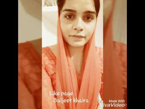 students Canada de // Baljeet Khaira// Lyrics Makhan sheron wala//New Punjabi Song 2016