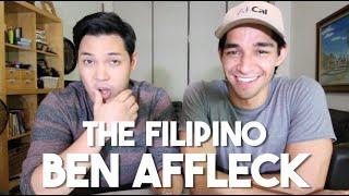 The Filipino Ben Affleck (Jako De Leon)