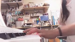〜 翼をください ♫〜 川村かおり ♫ 8月から勘だけでキーボード 弾き語り ♫✨ 歌ってみた ♫