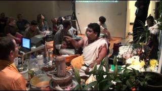 4 Пандит Чандра Шарма Самаведула. Mahashivaratri 2012