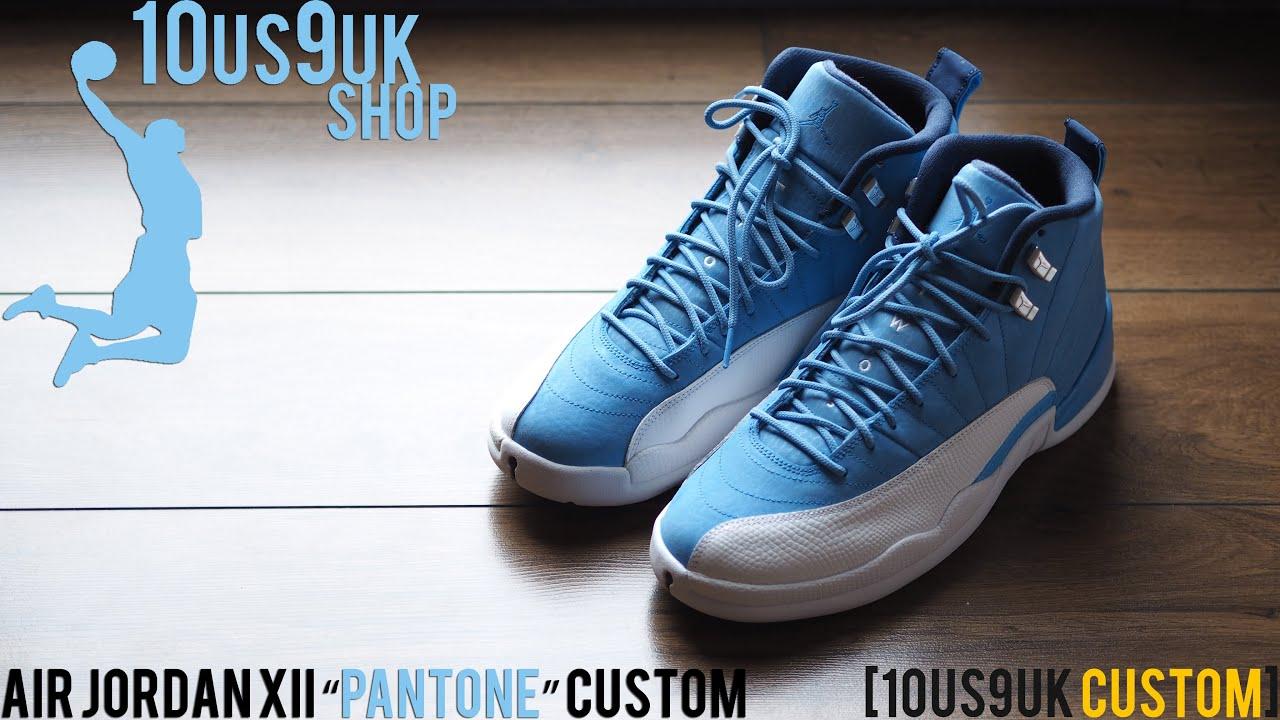 size 40 0e616 69429 [Custom] Air Jordan 12
