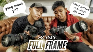 Kamera Mirrorless terbaru dari Sony, yaitu Sony A6400. Kamera ini lumayan kontroversial pada saat la.