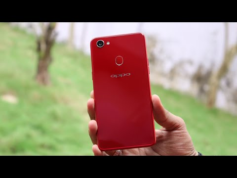 Oppo F7 Unboxing And Detailed Overview!! (Setup Process, Photo Samples & Major Features Overview)