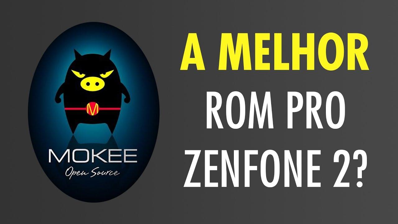 Review MoKee ROM Zenfone 2 - A melhor bateria