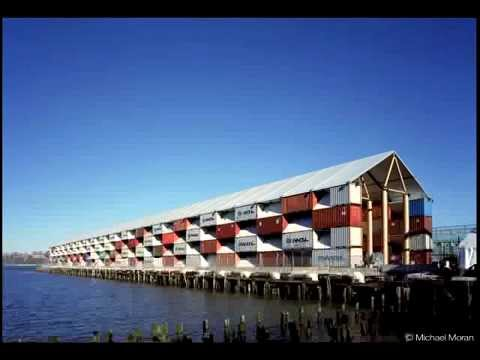 Shigeru Ban: Franzen Lecture on Architecture and the Environment