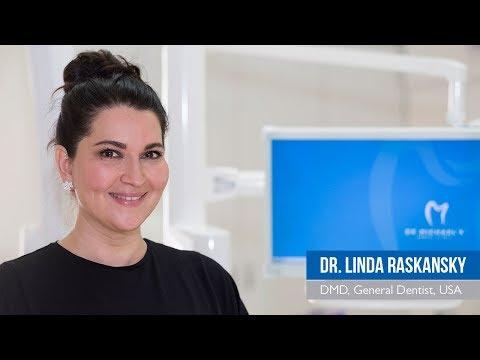 Dr. Linda Raskansky - American Dentist Dubai