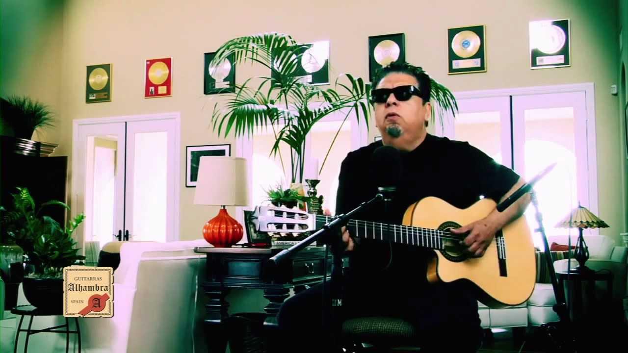 Cesar Rosas Plays Volver Volver Youtube