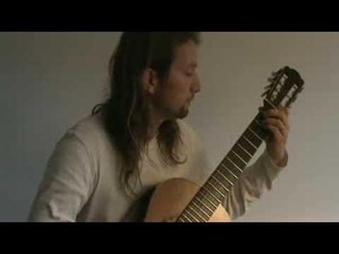 Robert Bedwell - Taxi (Angela) arrangement for guitar