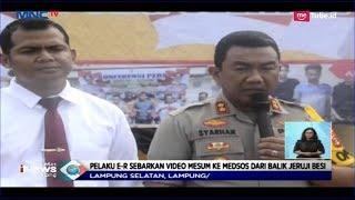 Download Video Polisi Ungkap Kasus Video Mesum Ayah dan Anak Kandung di Lampung Selatan - LIS 22/01 MP3 3GP MP4