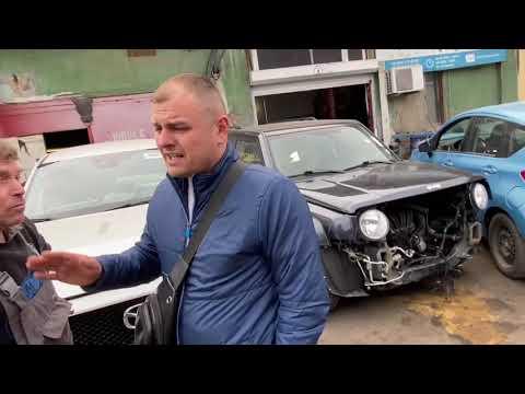 Ремонт авто из США по-Одесски | Шалтай - Балтай | Кидок на СТО