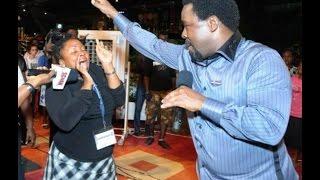 Prophet T B  Joshua SCOAN LAGOS NIGERIA  - ViYoutube com