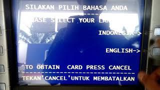 Cara Transfer Sesama ATM BRI