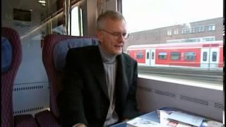 Die Harald Schmidt Show - Folge 1007 - 2001-11-29 - Piet Klocke, Claudia Bokel, Harald fährt ICE