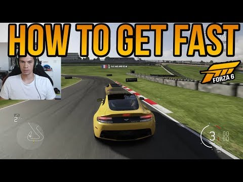 How To Get Fast on Forza Motorsport
