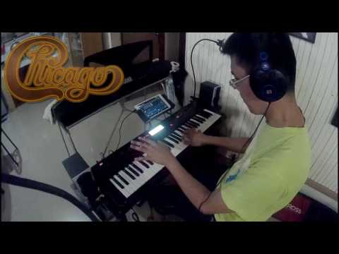 Chicago - Glory Of Love (keyboard cover) HD
