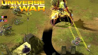 Mind Control - Universe at War: Earth Assault Multiplayer Gameplay