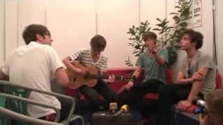 "FM4 Frequency 2010: Bilderbuch performing ""Bitte, Herr Märtyrer"""