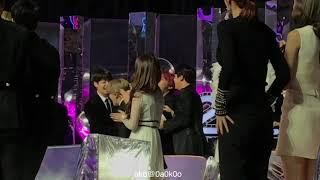171202 MelonMusicAwards BTS Congratulations SUGA!Reaction