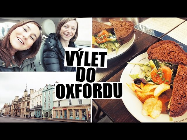 Vlog | Výlet do Oxfordu!
