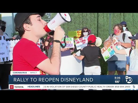Rally-for-California-to-reopen-Disneyland