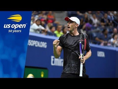 2018 US Open Top Points: John Millman