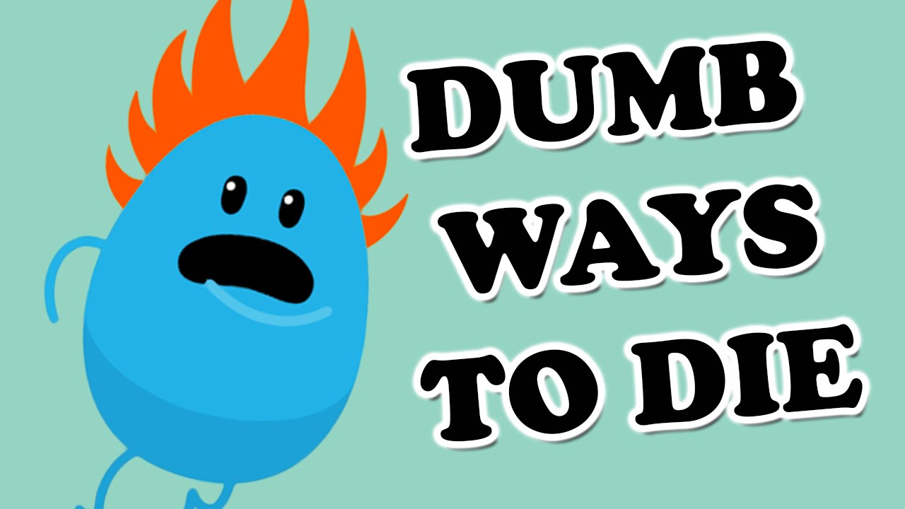 dying for dummies dumb ways to die youtube