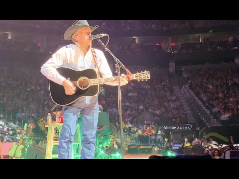 George Strait - Codigo (2nd Row)/2018/Las Vegas, NV/T-Mobile Arena Mp3