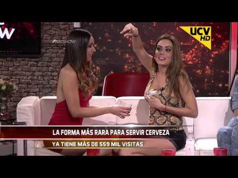 Puranoticia La Sensual Flavia Fucenecco Nos Mostró La Forma Más