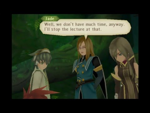Let's Play Tales of the Abyss: Episode #4 - Magic Cancer Is Something You Made Up