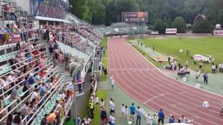 400 m kobiet, Sopot 28.07.2016