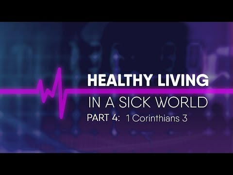Healthy Living In A Sick World | Part 4 | Dr. Michael Youssef