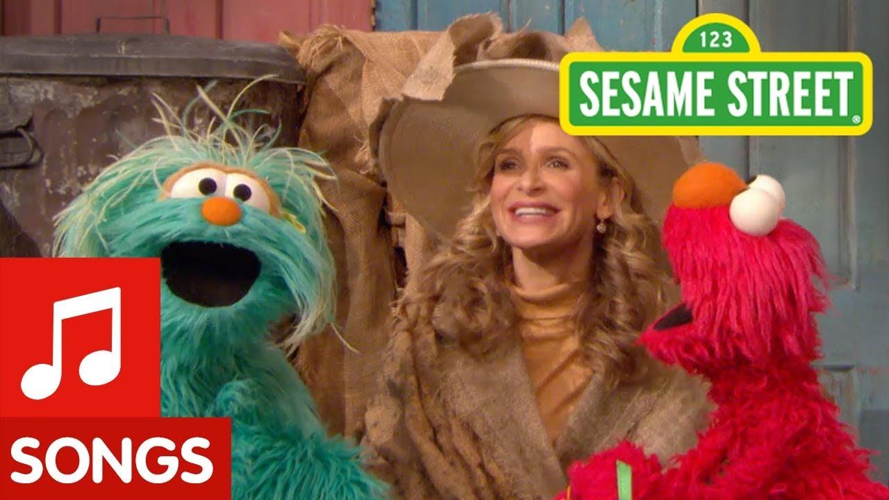 Your Favorite Jewish Celeb Was Probably On Sesame Street