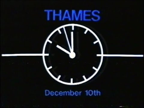Thames - Conservative Party Political Broadcast & News at Ten - 1986