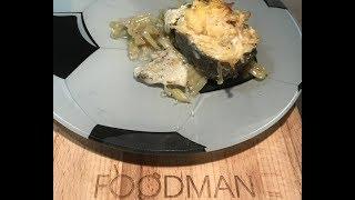 Рыба с картофелем под майонезом: рецепт от Foodman.club